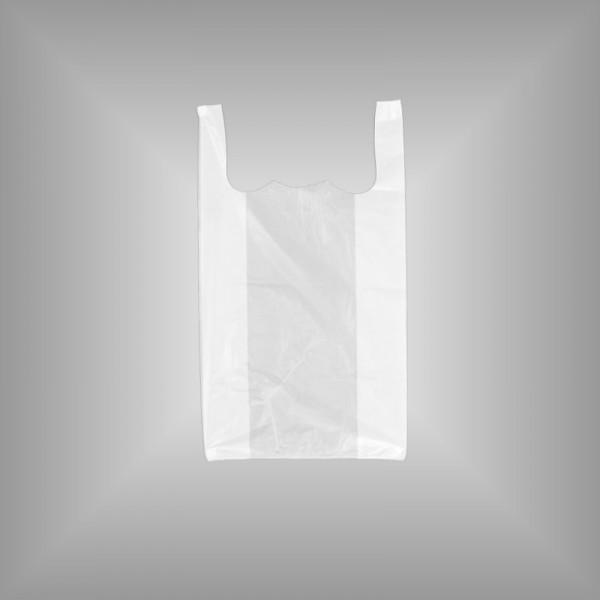 Hemdchentaschen weiß 28 + 14 x 48 cm