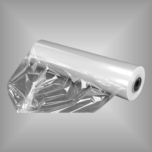 Geschenkfolie transparent 50 cm breit