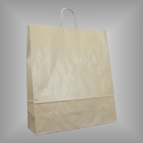 Papiertragetaschen braun 44 x 14 x 50 cm